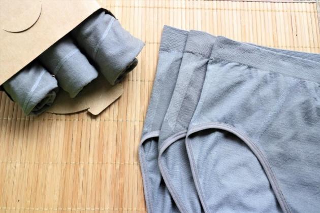 竹炭男用三角褲 5